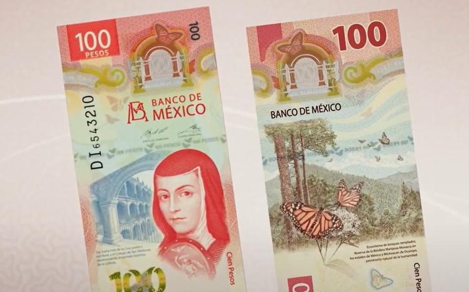Se jubila Nezahualcóyotl; cambiará Banxico el billete de 100 pesos