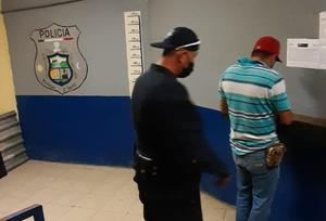 Detienen a ebrio motociclista en Monclova