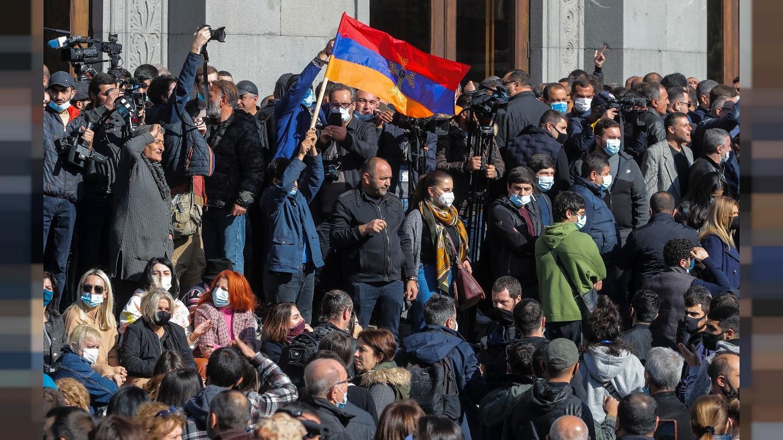 La oposición armenia vuelve a pedir la dimisión del primer ministro