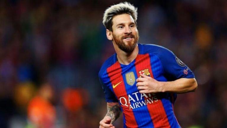 Messi recibe bono de fidelidad de 39 MMD