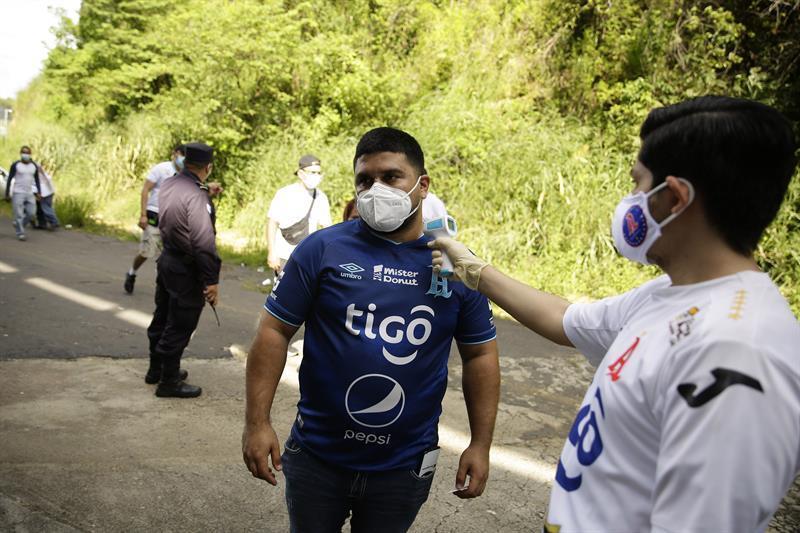 El Salvador registra 163 nuevos positivos de COVID-19 y supera los 36,350 casos