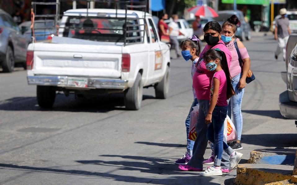 REPORTE ESTATAL COAHUILA COVID-19, 14 de noviembre