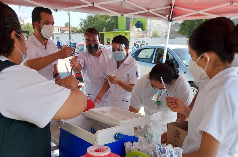 Aplica clínica 9 autoservicio en las vacunas contra la influenza