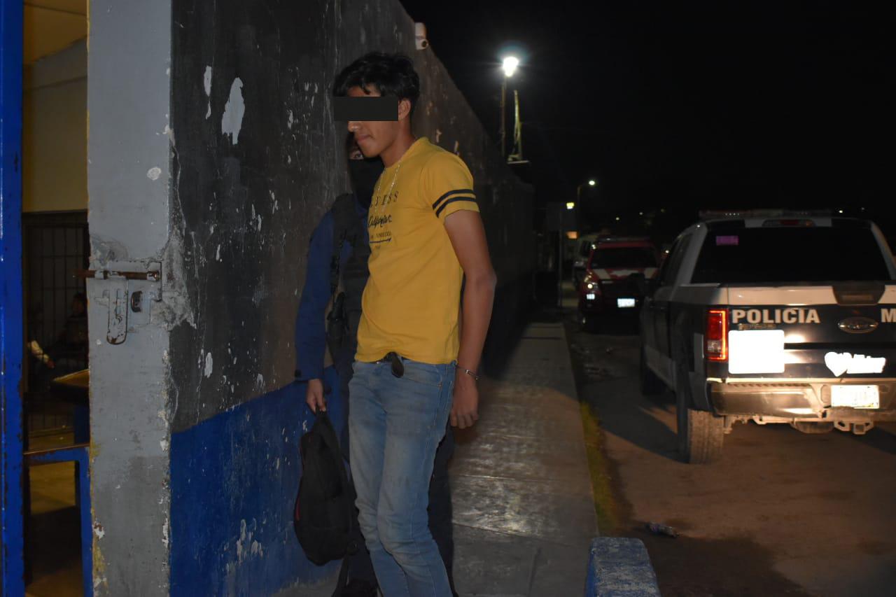 Detienen a sospechoso en Monclova