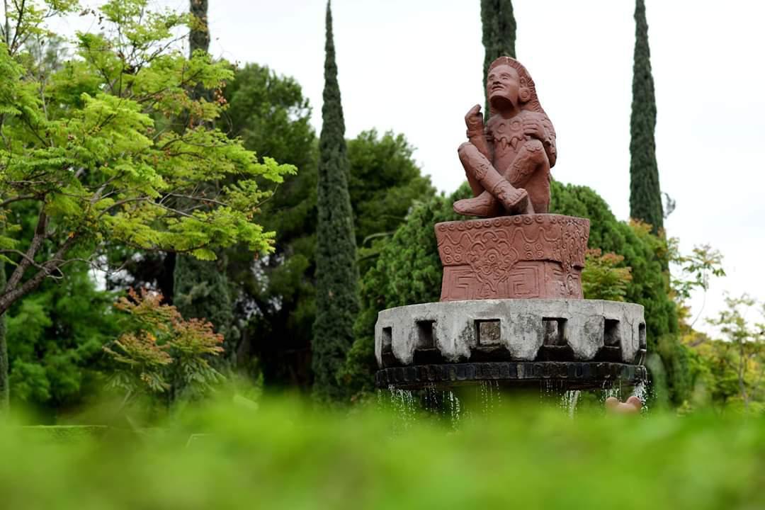 Anuncia apertura Parque Xochipilli para este lunes