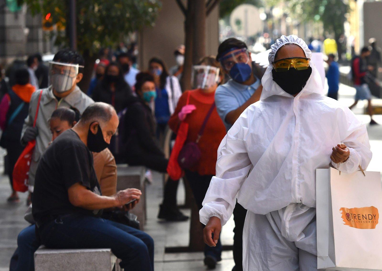Salud: Rebasa México el millón de contagios por COVID-19