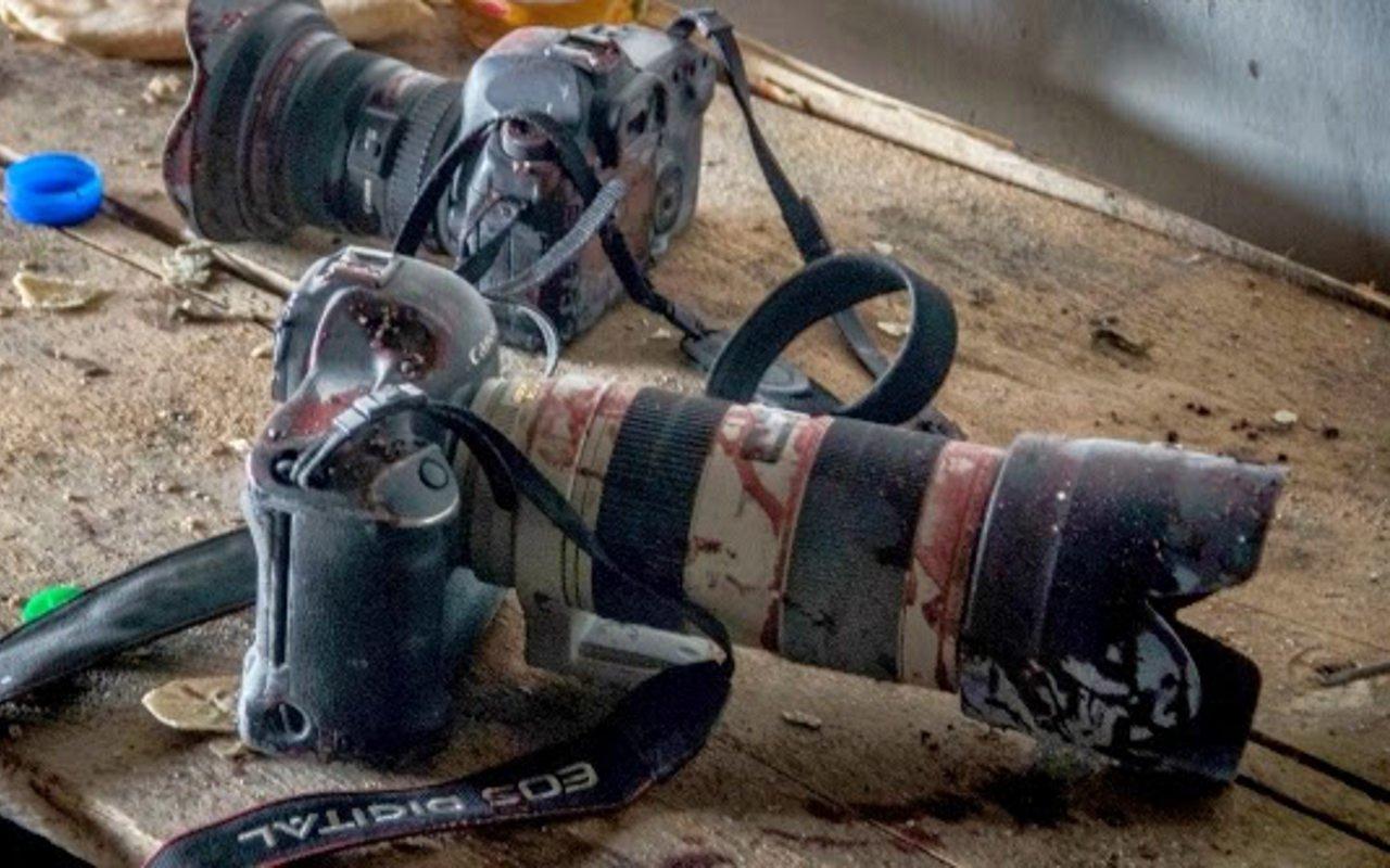 Secuestran a fotoperiodista mexicano en el estado de Sinaloa