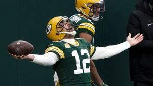 Apurado triunfo de Packers