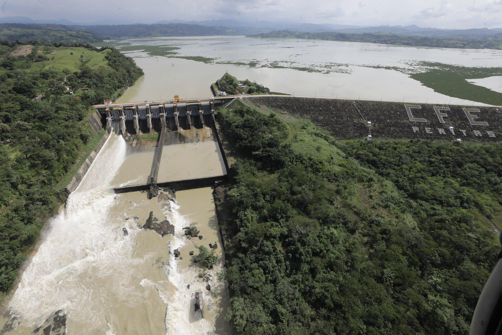 Conagua: Desconoce nivel de deterioro de mil presas