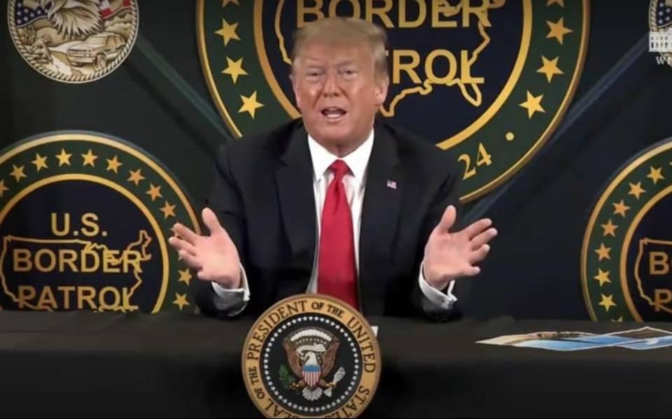 Trump: A punto de perder sus marcas en México