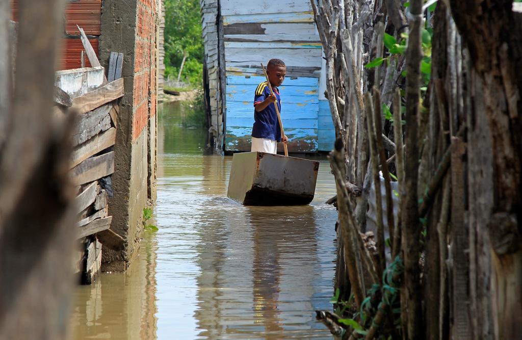 Se esperan lluvias por interacción del Frente Frío 13 y huracán 'Iota'