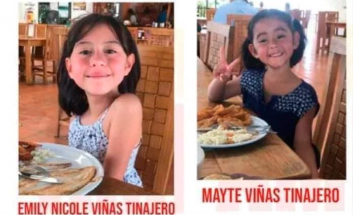 En Iztapalapa, activan Alerta Amber para localizar a 2 niñas robadas