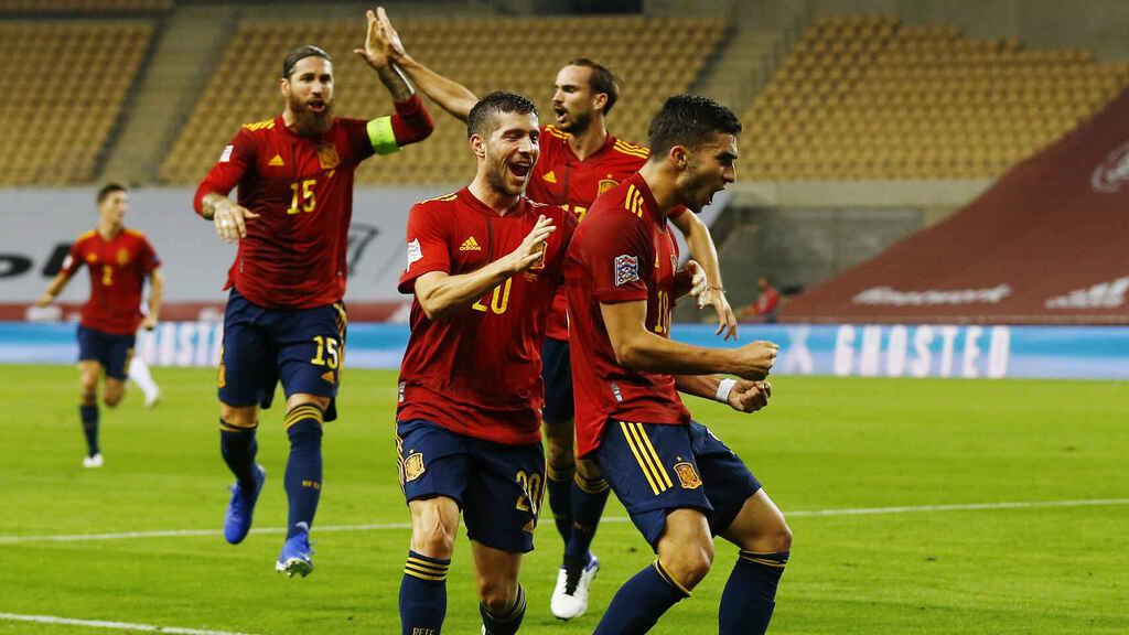 Festival de España ante Alemania (6-0)