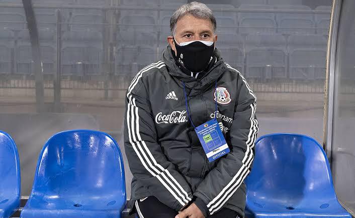 Martino acepta que México dio el peor primer tiempo en su era