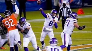 Vikings derrotaron a los Bears