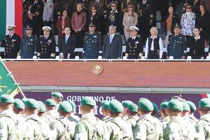 El Ejército tiene a su cargo tareas especiales de AMLO