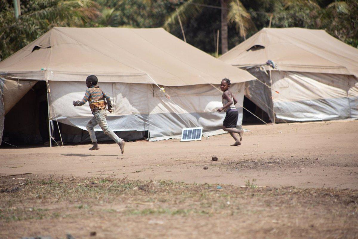 La violencia yihadista causa más de medio millón de desplazados en Mozambique