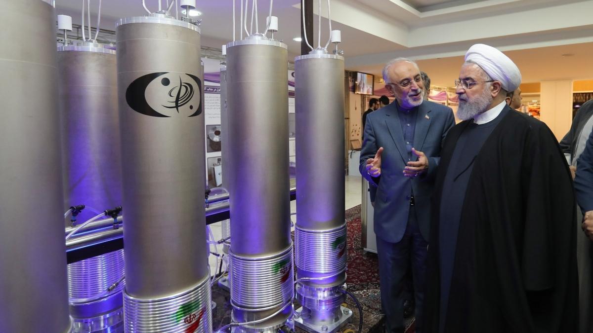 Irán inyecta gas en centrifugadoras avanzadas, incumpliendo el pacto nuclear