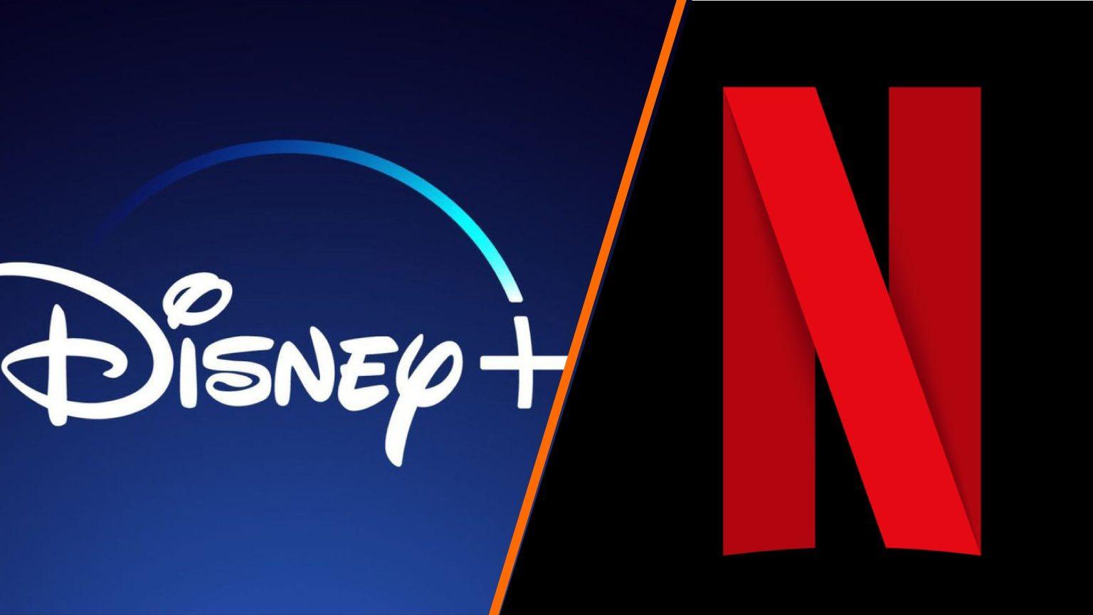 Netflix da la bienvenida a Disney+ y se convierte en un divertido hilo en Twitter