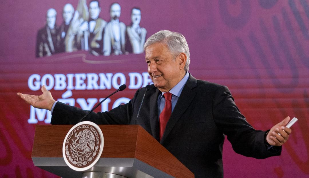 AMLO: Pide confianza en autoridades mexicanas por caso Cienfuegos