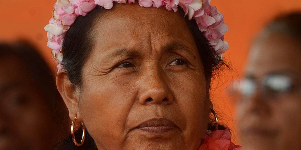 'La Vocera' muestra la lucha de Marichuy por los pueblos indígenas