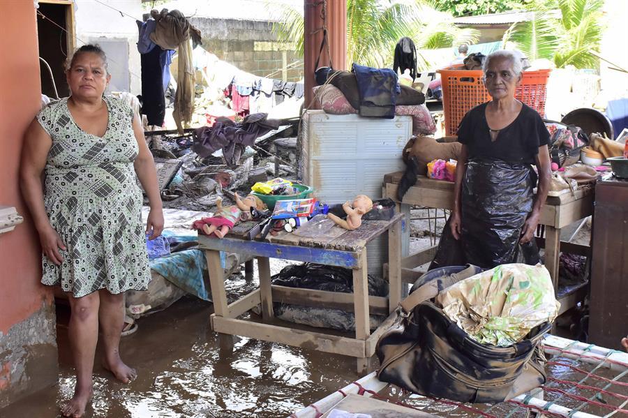 Dona Taiwán 3 mdd a hondureños afectados por Eta e Iota