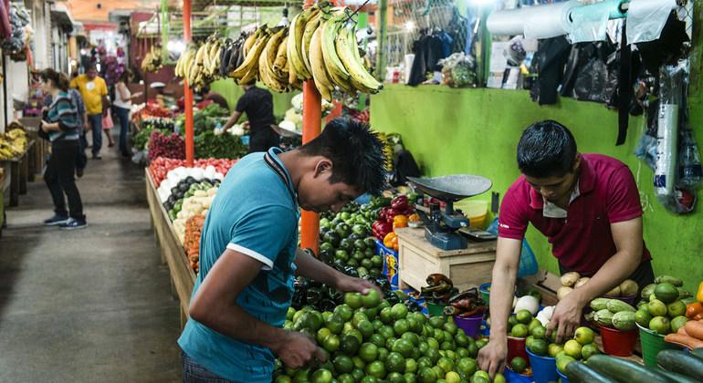 Cepal prevé una caída económica del 6% para Centroamérica en 2020