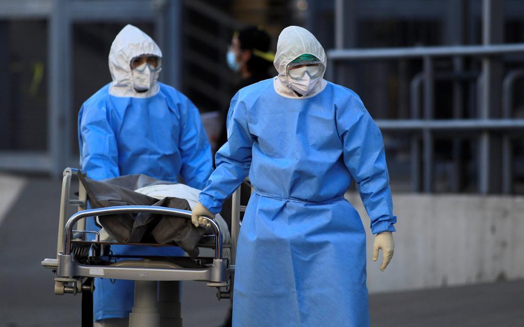 Surgen 35muertes y 96 contagios en Coahuila