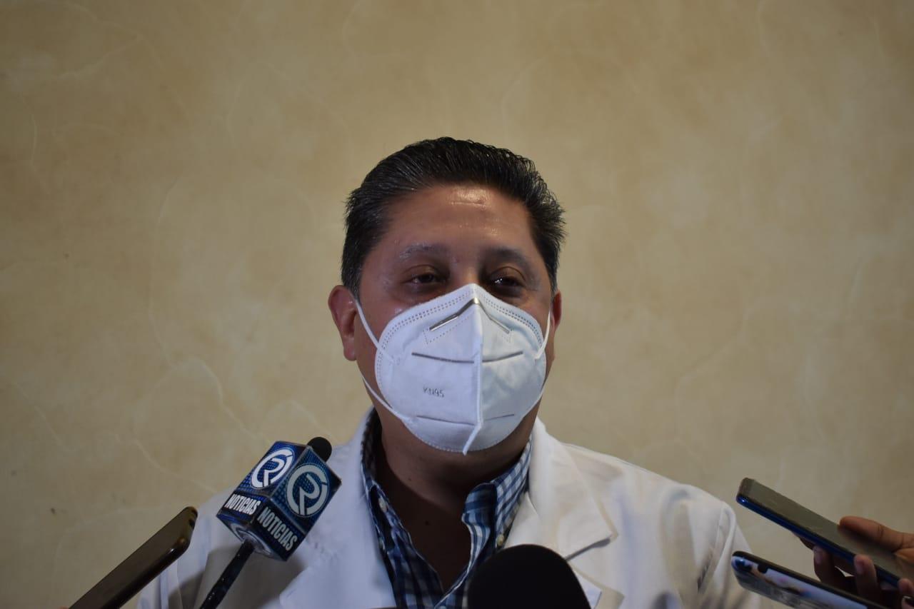 Automedicación es consecuencia fatal en contagios de COVID-19, asegura director del IMSS en Monclova