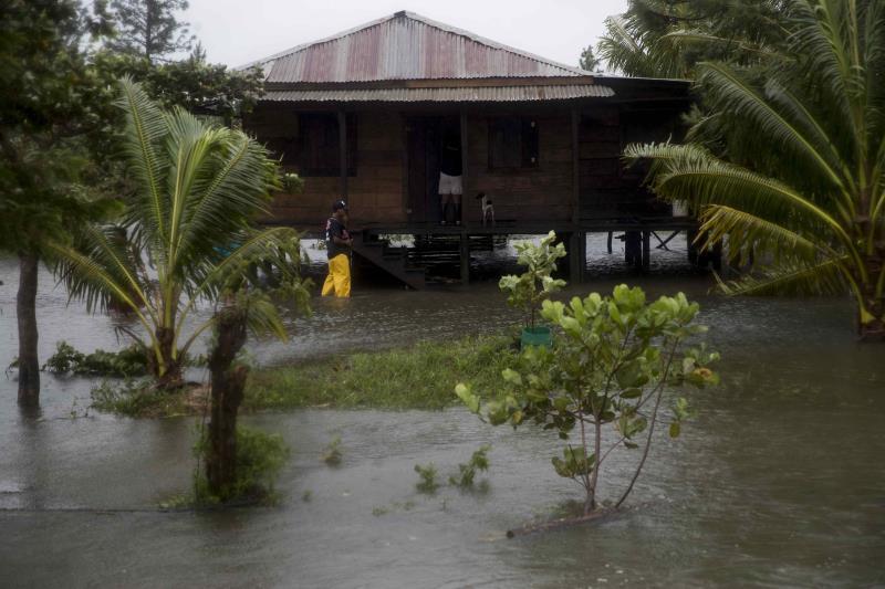 Nicaragua recibe 10.7 millones de dólares por daños causados por huracán Eta