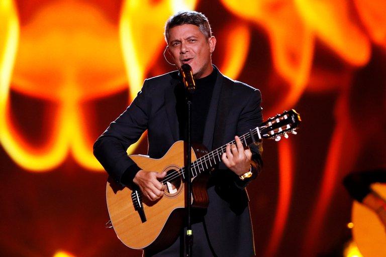 'Contigo', de Alejandro Sanz, Grabación del año en los Latin Grammy 2020