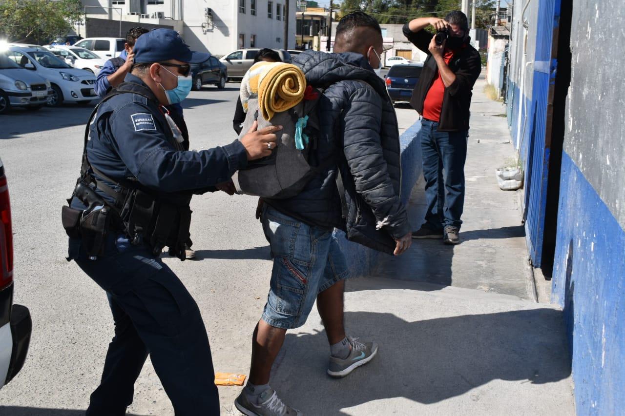 Detienen a migrante en Monclova