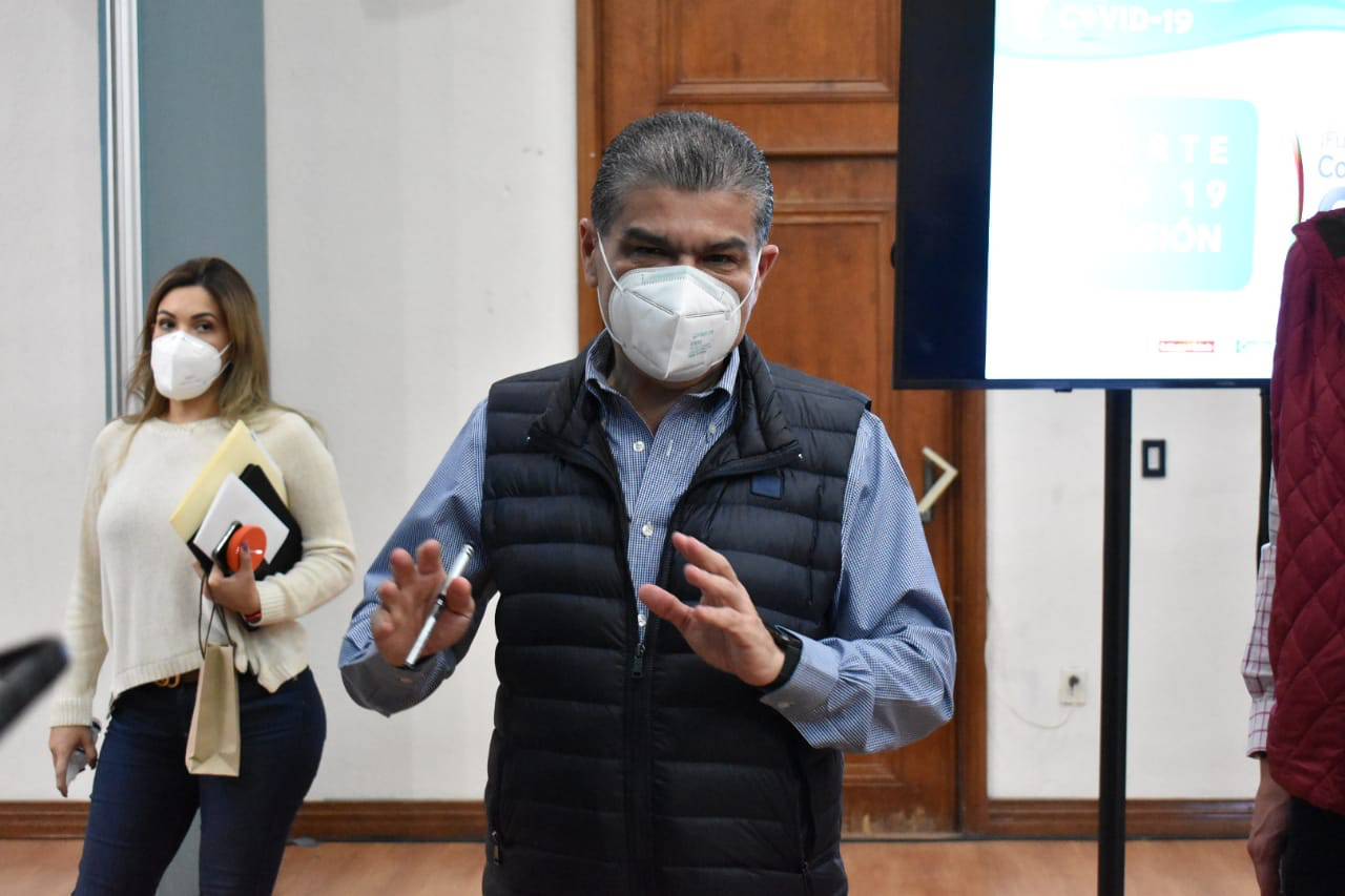 Pruebas de vacunas COVID-19 en Saltillo no son de la SS: MARS