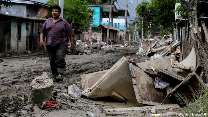 Advierten de crisis sanitaria porfalta de agua en Centroamérica