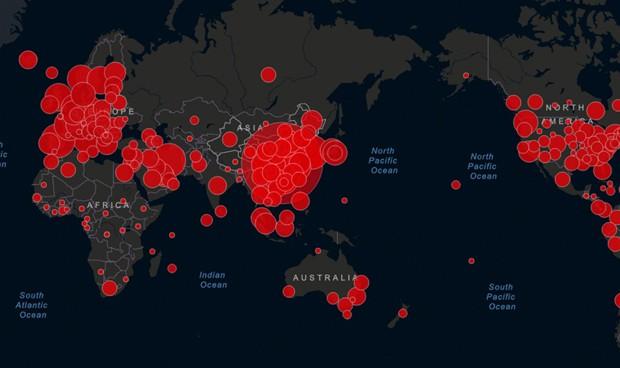 ¿Qué países han rebasado la cifra de 100 mil muertos por COVID-19?