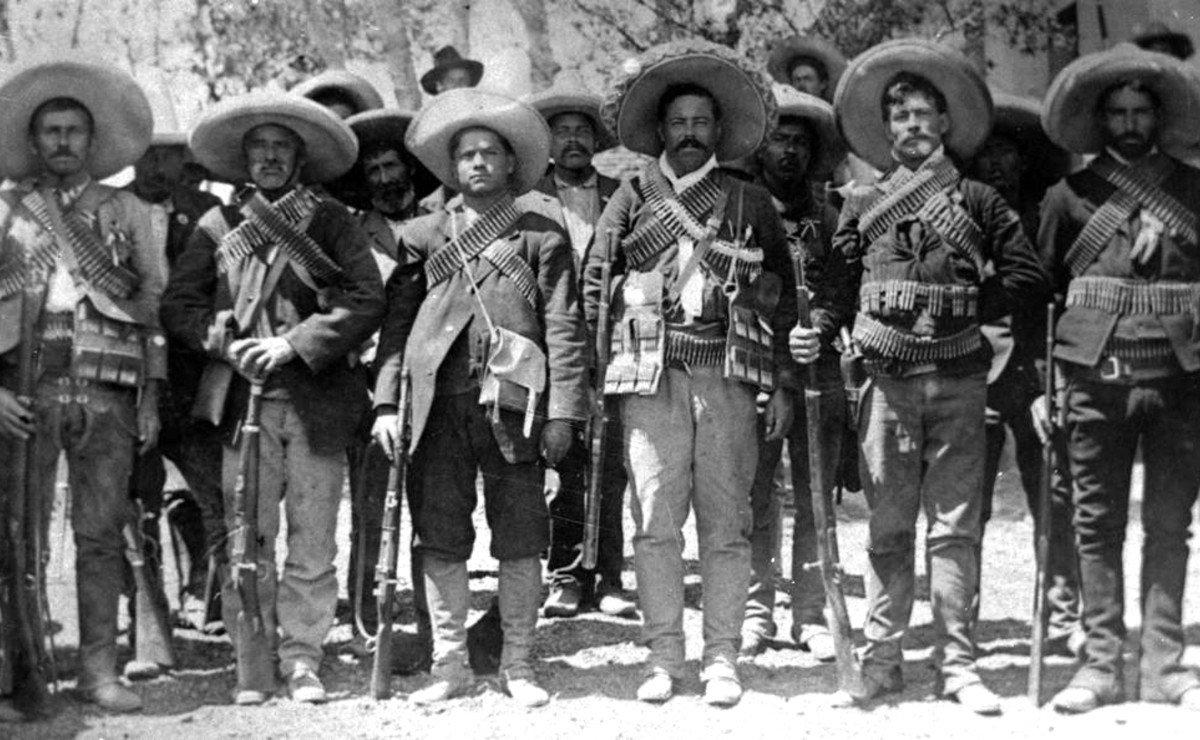 Hoy se cumplen 110 años de la Revolución Mexicana