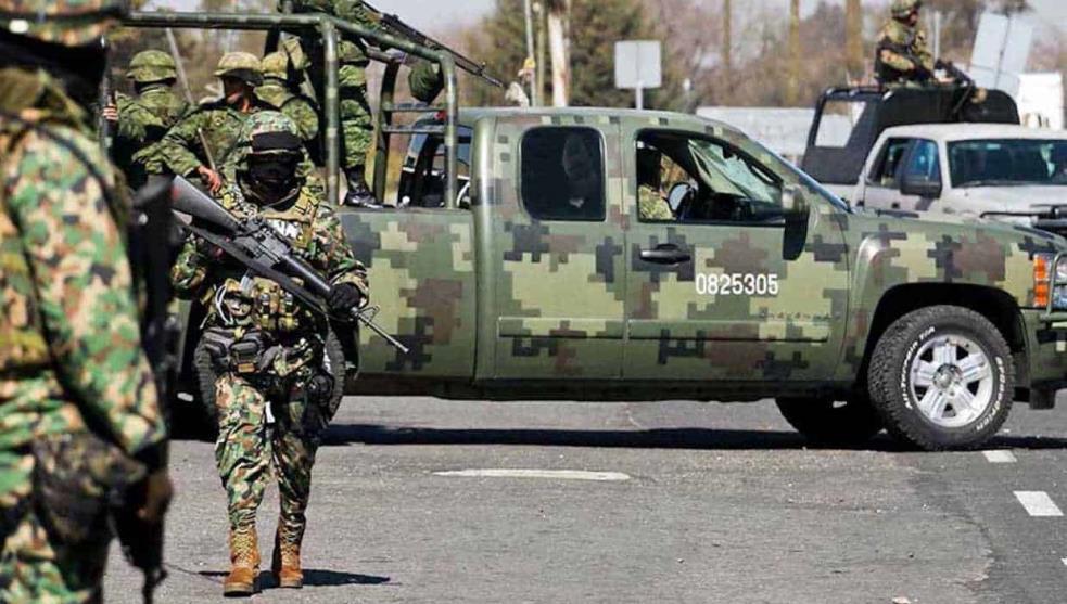 Sedena: Fuerzas Armadas siempre van por el camino recto