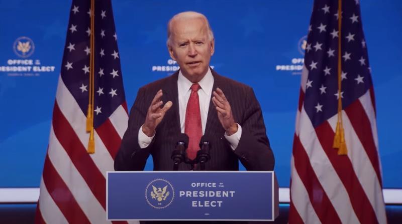 La autoridad electoral certifica la victoria de Biden en Georgia