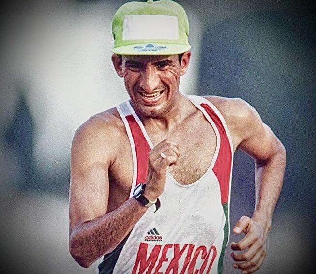 Fallece el medallista mexicano Ernesto Canto
