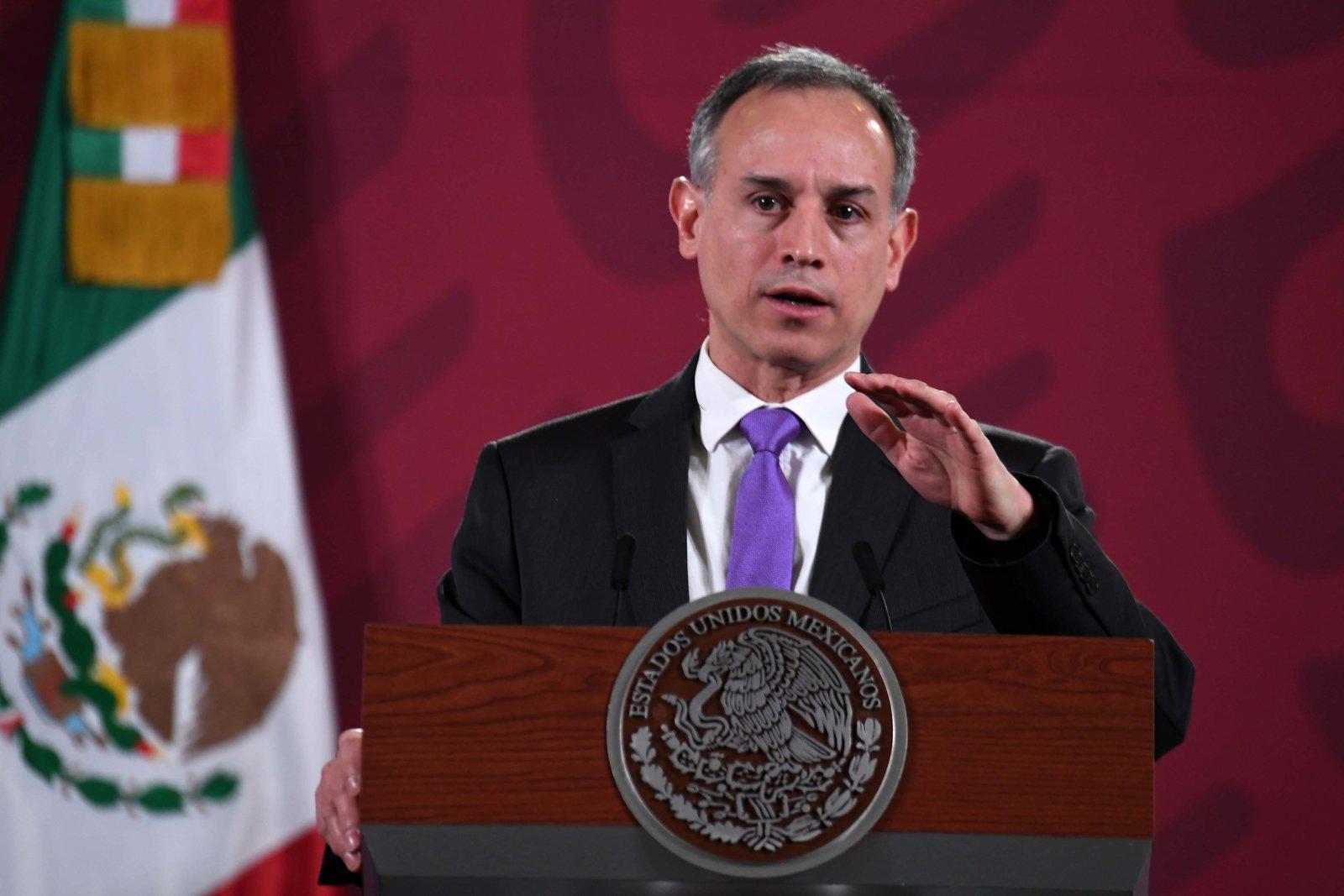 López-Gatell prevé que repunte de COVID-19 dure hasta marzo de 2021