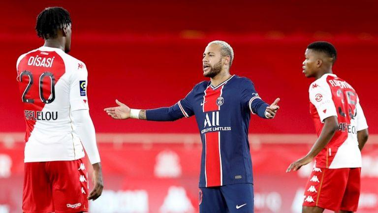 Mónaco le quita el invicto al PSG