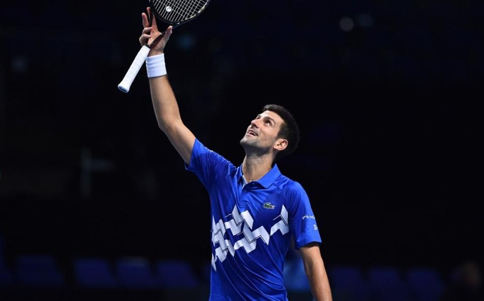 Djokovic a semifinal de ATP