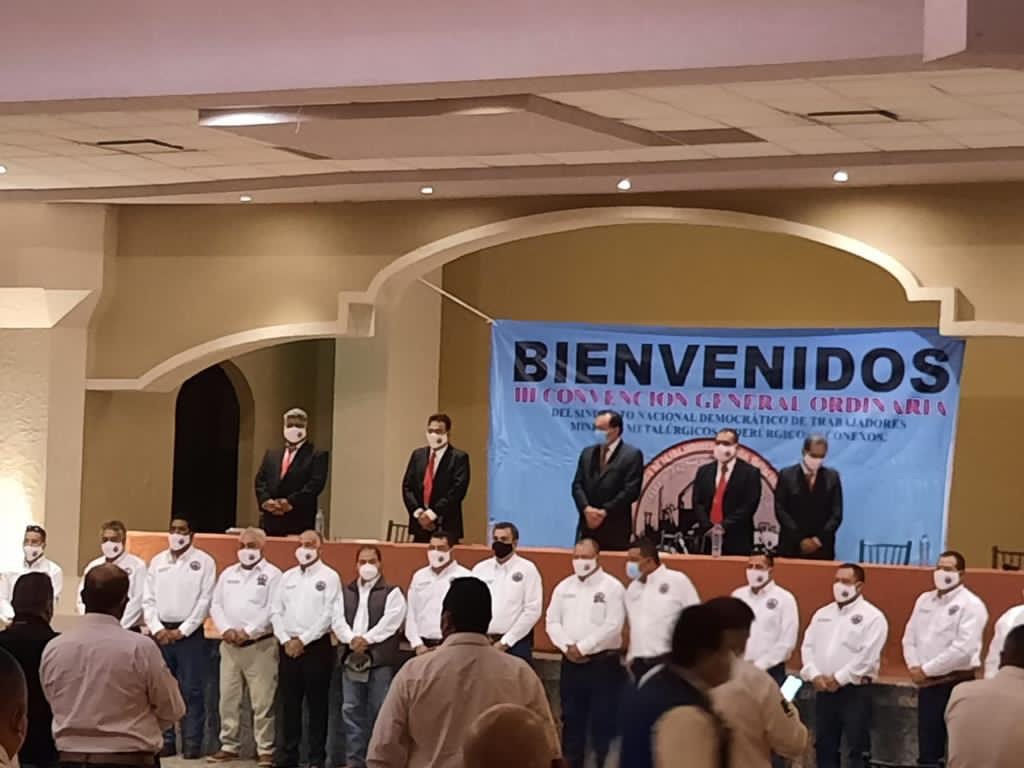 Reeligen a Ismael Leija como líder nacional del Democrático