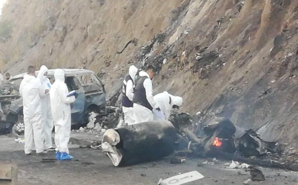 Muere la única sobreviviente tras explosión de pipa en la Guadalajara-Tepic