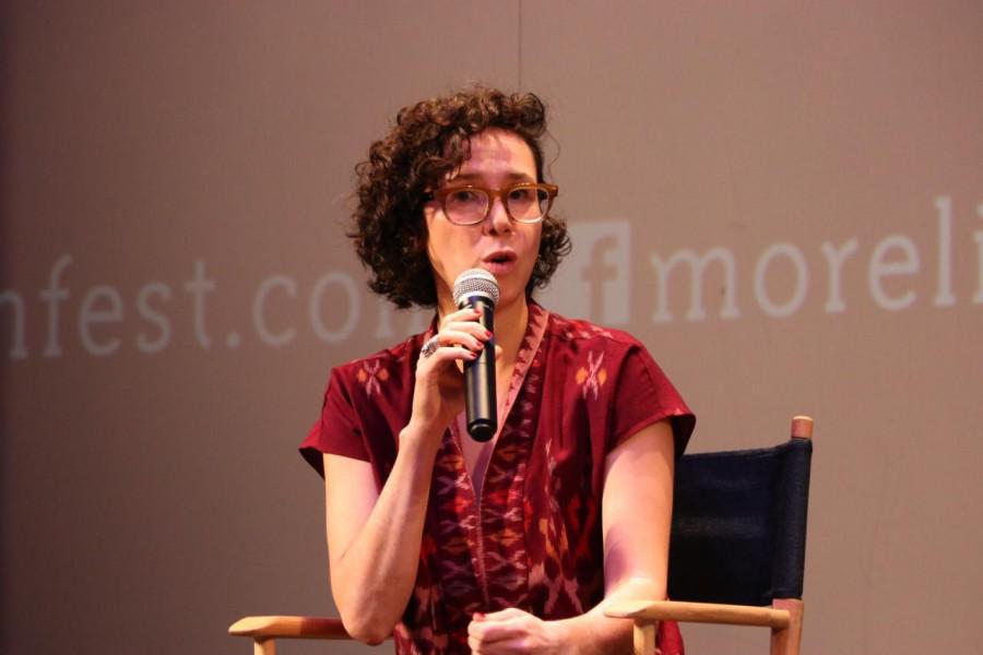 Actriz mexicana Natalia Beristáin dice que encontró su propia voz en el cine