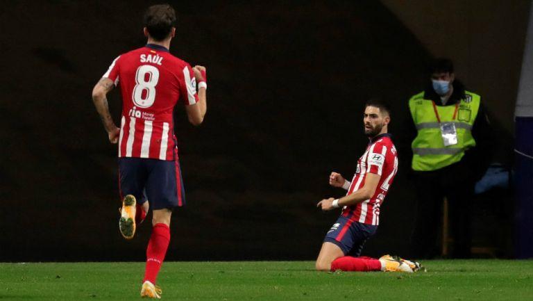 Atlético Madrid logra ganar al Barcelona