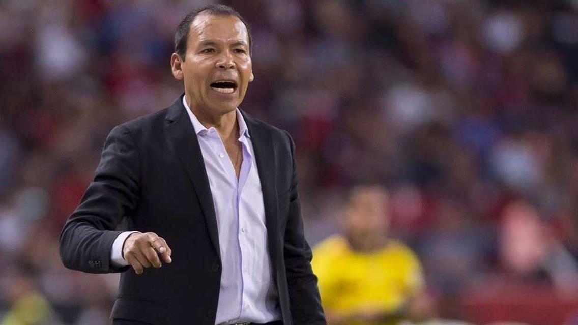 'Profe' Cruz: No estuvimos a la altura contra Chivas