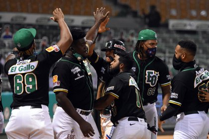 Tigres castigan a los Gigantes en la liga dominicana