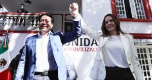 Nuevo León: Morena elige a Clara Luz Flores como precandidata a gubernatura