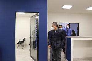 Inauguran Centro de Justicia Civil y Familiar en Acuña